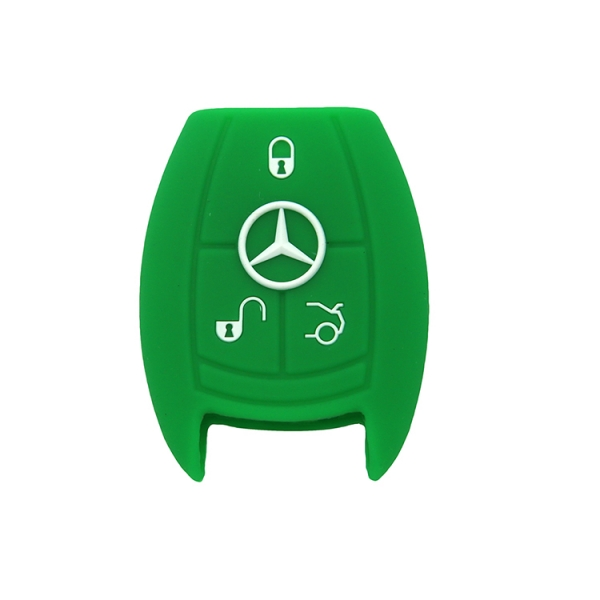 Mercedes Benz E series, excellent silicone auto key protector|shell,cheap products