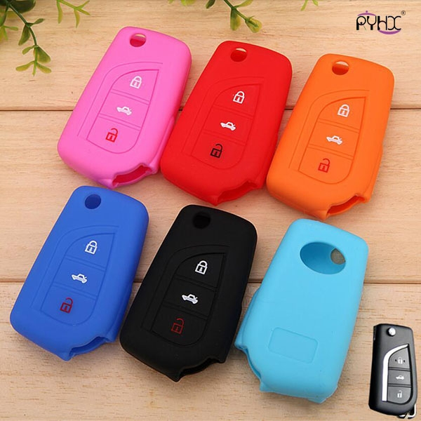 Mark X car key cover, silicone carkeycover, silicone rubber key fob covers