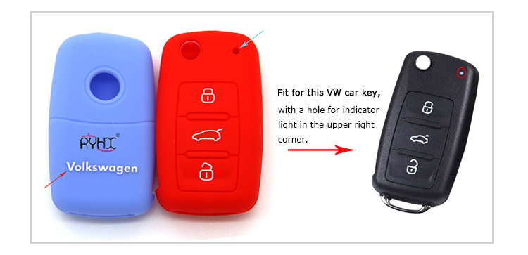 VW-silicone-remote-covers