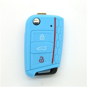 Golf 7 silicone remote cover-Wholesale Custom
