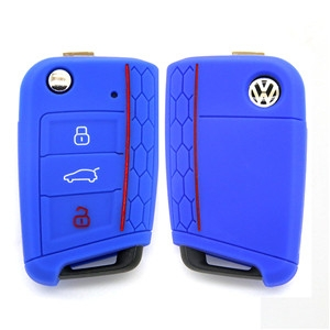 Golf7 silicone car key shuck-Wholesale Custom